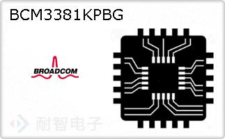 BCM3381KPBG
