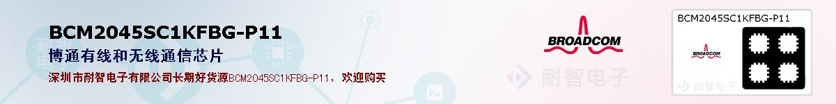 BCM2045SC1KFBG-P11的报价和技术资料