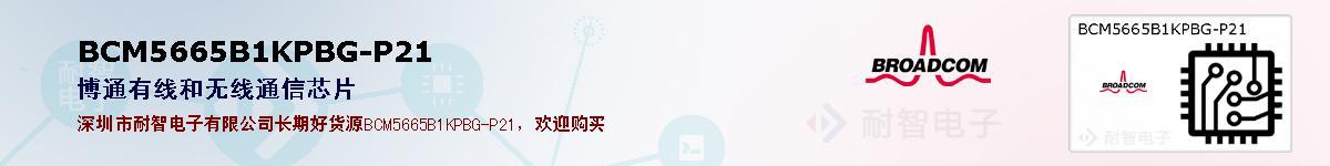 BCM5665B1KPBG-P21的报价和技术资料
